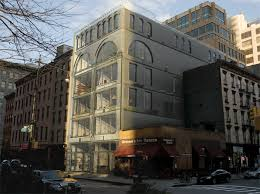 bricks made of glass will build these tribeca homes