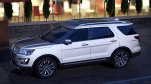 Ford Explorer Platinum - 2016 ford explorer platinum ebony black interior video dailymotion