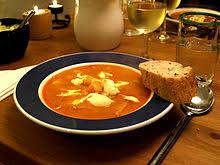 spécialité marseillaise cuisine rouille cuisine wikipédia