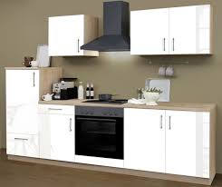 K Henzeile Küche In Hochglanz Weiss 105 Wohnideen Für Die Küche Und Die
