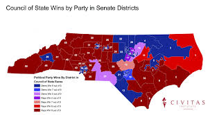 2014 Election Map by Another Look At Nc Election Results
