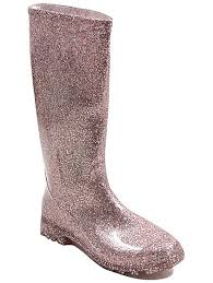 womens boots in asda glitter detail wellington boots george