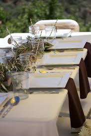 rustic woodland baby shower