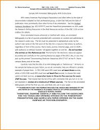 Sample Apa Essay Format Bibliography Help