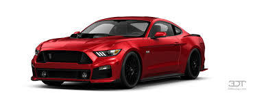 3dtuning of mustang gt coupe 2015 3dtuning com unique on line