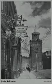 Pyritz Kreis Pyritz Pommern Family History Prussia Pyritz Eulenturm Pommern Family History And History