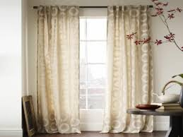 Curtain Colors Inspiration Hip Geometric Curtains Circled Windows Curtains As Modern