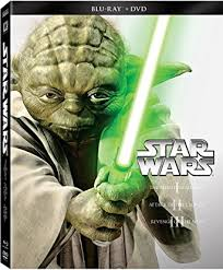 amazon dvd and blu ray black friday amazon com star wars trilogy episodes i iii blu ray dvd