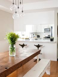 Kitchen And Dining Room Tables Contemporary White Kitchen Table With Bench Pretty Seat Wall To