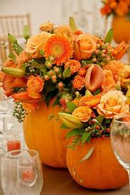 Beautiful Flower Decoration Enhance The Look Of Your Halloween Party With Beautiful Flowers