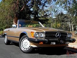 owner original 1987 mercedes benz 560sl with only 75k miles 2