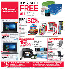 Office Depot by Office Depot Office Max Weekly Ad 5 7 17 5 13 17