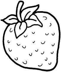 strawberry printable for coloring strawberry shortcake party