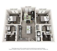 Four Bedroom Houses For Rent The Luxx Modern Apartments Near Utsa In San Antonio