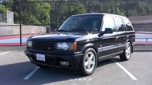 range rover 1999 2002 range rover test drive and review youtube