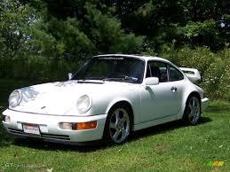 1990 porsche 911 1990 gran prix white porsche 911 carrera 4 coupe 55450544