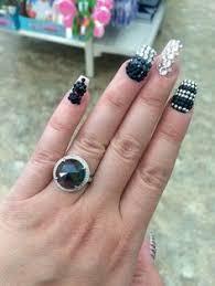 denim u0026 diamond nails tba denim u0026 diamonds 2014 pinterest