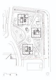 Plan Ground Floor Gallery Of 3cubes Office Building Gmp Architekten 10