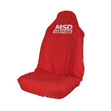 Car Seat Covers Melbourne Cheap Msd Car Seat Cover Red Built In Headrest Size 60 Slip On