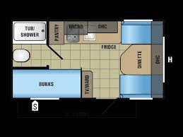 Jayco Jay Flight Floor Plans by 2017 Jay Flight By Jayco Jay Flight Slx 154bh Baja Mount Vernon