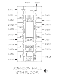 Lounge Floor Plan Johnson And Hardwick Hall University Housing And Residential Life