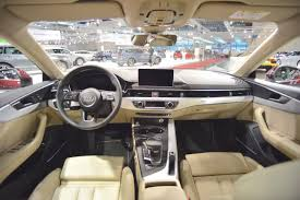audi dashboard a5 2017 audi a5 sportback dashboard fourth image at 2017 vienna auto