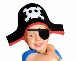 Pirate Halloween Costumes Toddlers Pirate Costume Etsy