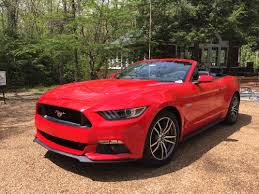 2015 ford mustang gt convertible price test drive mustang gt convertible a boomer s times free press