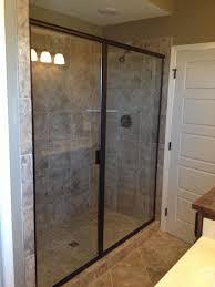 Frame Shower Door Framed Shower Door Photo Gallery Precision Glass