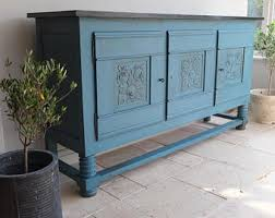painted sideboard etsy