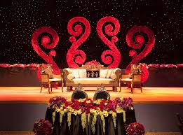 wedding bangladesh stage decoration