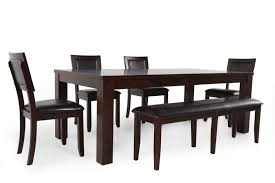 winners only fallbrook six piece dining set mathis brothers