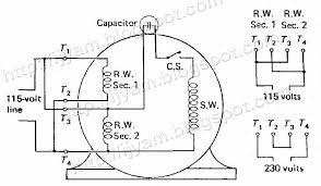wiring diagram for 120 volt motor u2013 the wiring diagram