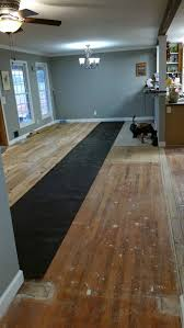 How To Install Tongue And Groove Laminate Flooring We Turned 100 Year Heart Pine Beams From An 1840 U0027s Cotton Mill