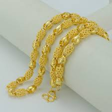 gold necklace women images Anniyo 55cm africa gold necklaces for women dubai jewelrygold jpg