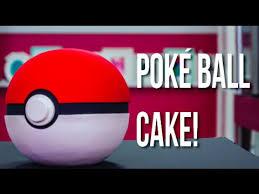 how to make a pokémon go poké ball cake chocolate cake with