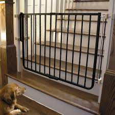 Baby Gate For Banister And Wall Wrought Iron Decor Gate Baby Gates Safety Gate Cardinal Gates