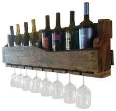 brilliant isabella wooden wine rack farmhouse wine racks del
