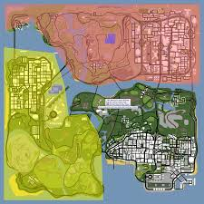 Gta World Map Grand Theft Auto Forum 13 37 And Other Basic Info About Gta