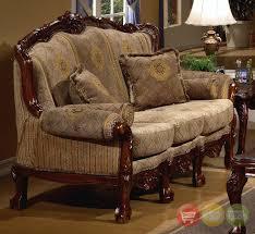 Wooden Carving Furniture Sofa Formal Living Room Furniture Creative Home Designer Formal