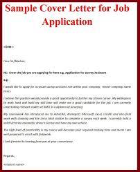 covering letter for job application samples best hotel