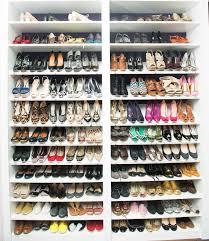 Closet Shoe Organizer Tasty Shoe Racks For Closet Uk Roselawnlutheran