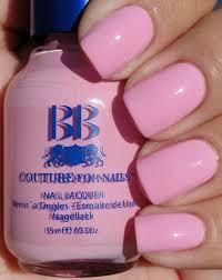 buy best natural bubblegum cotton candy pink crème nail polish color