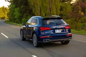 Audi Q5 60 000 Mile Service - 2018 audi sq5 first drive review 7 things to know the drive