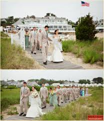 elegant beach wedding at the chatham bars inn person killian