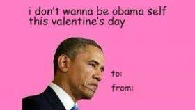 obama s day card american psycho valentines day card gift ideas
