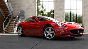 Ferrari California 2009 - forza motorsport 5 cars
