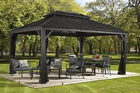 Shade Backyard Gazebo Buying Guide The 50 Best Gazebos For Your Backyard In