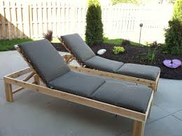amazing wood chaise lounge with lounge chair plans myoutdoorplans