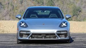 porsche panamera hatchback interior 2017 porsche panamera turbo review the four door 911